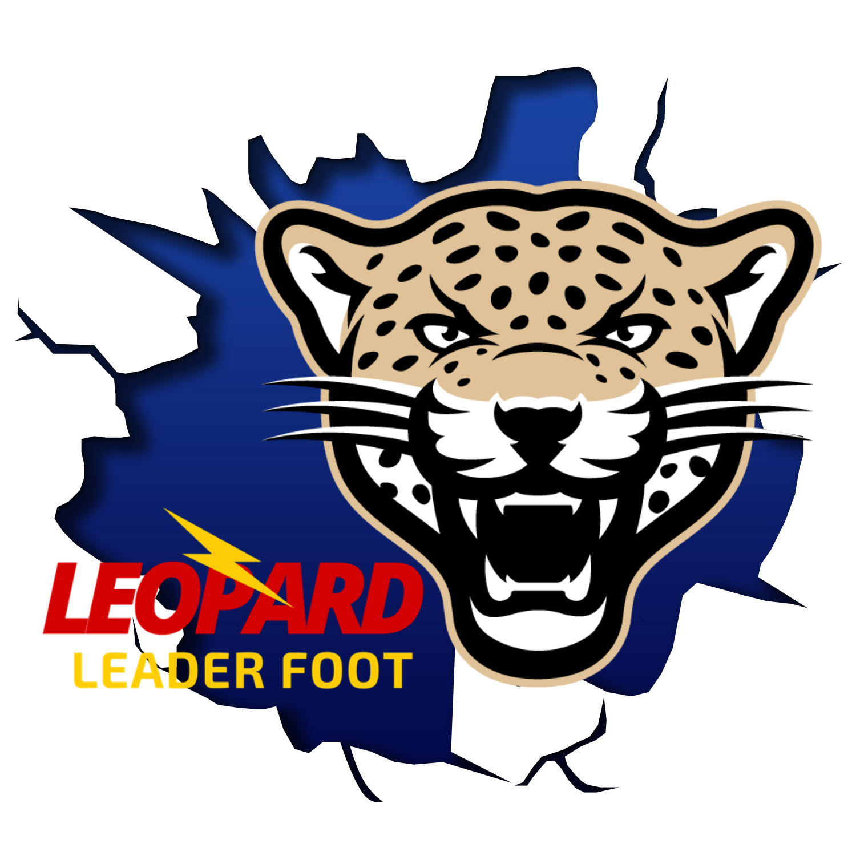 Leopard Leader Foot